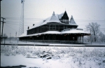 Durand Depot Winter Shot mid 80's