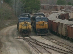 CSX 7311 take from new 74 bypass
