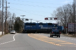 SA 31 crossing RT 571
