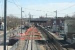 SA 31 enters the station