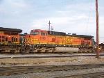 BNSF 5078