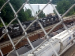 Various NS Power: a GM/EMD GP38AC,GP50,GP38-2,GP50 and GE B32-8 Idle in the NS Yard