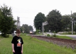 ME and Amtrak's Southbound Cressent
