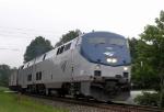 Amtrak's Southbound Cressent