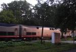 Amtrak's Northbound Cressent