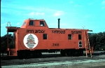 AA caboose 2838