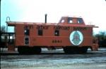 AA caboose 2841