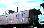 AA caboose 2846