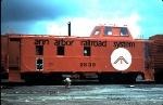 AA caboose 2839