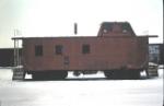AA caboose 2832