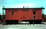 AA caboose R2701