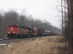 CN 9543 and WC 6005