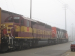 WC 6005 and CN 9543