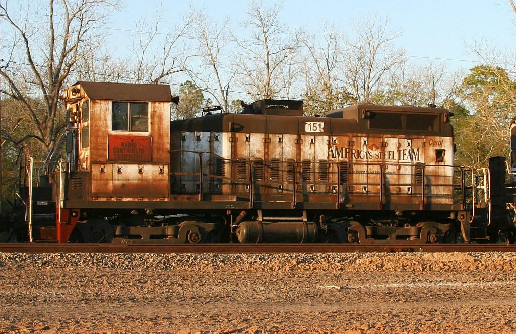 America's steel team 151 Carol