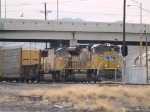 UP 8500 in an EB manifest at 4:21pm