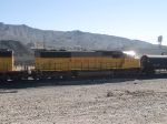 UP 2367 #4 power in a WB manifest MEWTU - Englewood - Tucson - at 9:33am