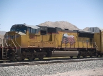 UP 5127 #2 power in a WB autorack AAMLB-20 Amarillo - Long Beach at 12:07pm