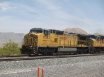 UP 9362 leads a WB manifest at 1:08pm