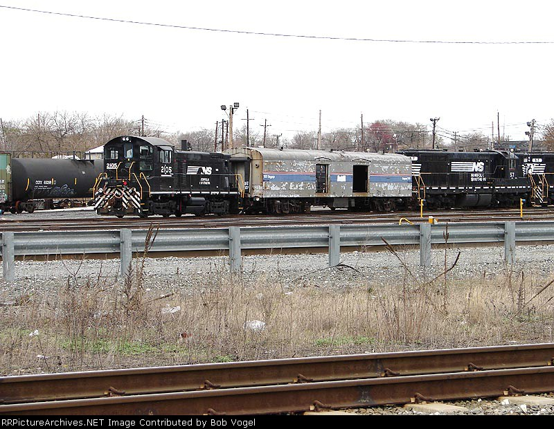 NS 2105 and AMTK 1001