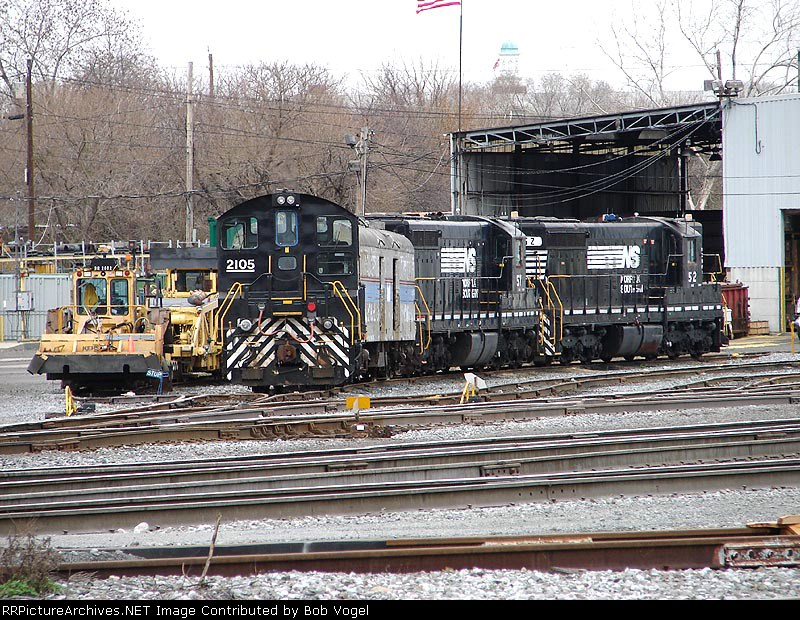 NS 2105 and 52