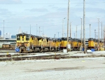 UP Locomotives in Armourdale Yard