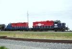 Motive Rail Switcher