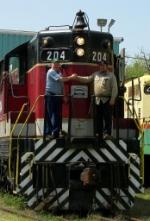 Railroad Handshake