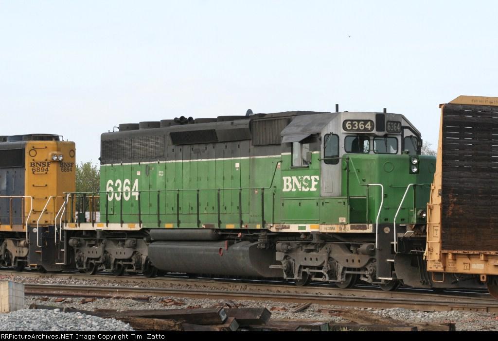 BNSF 6364