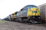 CSX 7378 & CSX 435