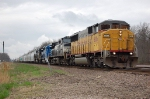UP 6106, NS 8944, CEFX 3158, & NS 6656