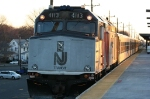 NJT 4113 on the trailing end 