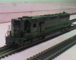 My prototype of a High nose long hood fwd BN SD45-2 2000