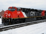 CN 2295 Brand New on its first revenue run