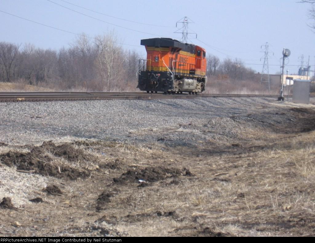 BNSF 6032