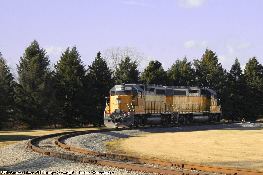 New Winamac Southern Power