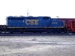 CSX 6458