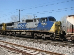 CSX 7651