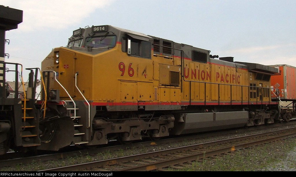 UP 9614