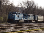 32A with solid Conrail