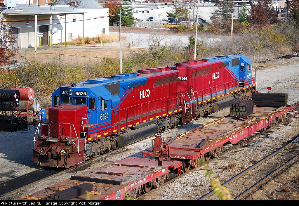 Helm units on the Central Midland