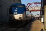 Amtrak train 314 at KC