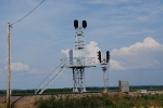 New Signals Going Up on BNSF Hannibal Sub