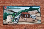 Railroad Mural: Louisiana MO