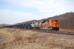 BNSF New Years Coal