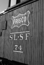 SLSF Caboose at Willow Springs MO