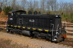 HLCX SW1500 1516 on the Burlington Junction