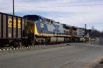 Train U462-12 southbound