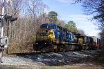 Train Q126-14 northbound