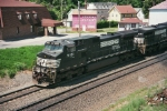 NS 9181 stopped at Gallitzin.