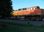 DPU on a WB hopper unit train
